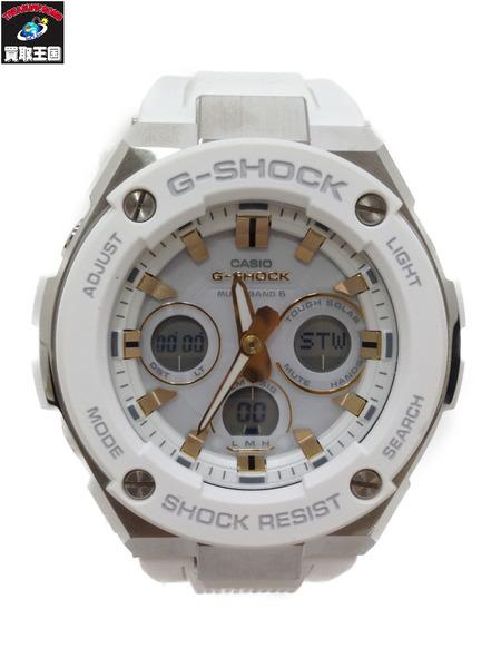 G-SHOCK GST-W300 G-SHOCK ソーラー【中古 GST-W300】, シモツチョウ:bc26eaba --- officewill.xsrv.jp
