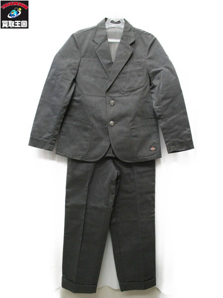 The Stylist Japan×Dickis セットアップ/S/GRY【中古】[値下]