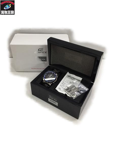 CASIO EDIFICE Red-Bull 2013年 腕時計 EQW-A1200RB【中古】