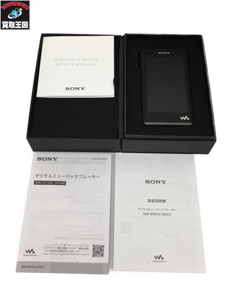 SONY ウォークマン NW-WM1A 128GB ブラック【中古】