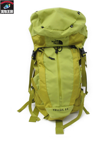 THE NORTH FACE/TELLUS32/イエロー【中古】