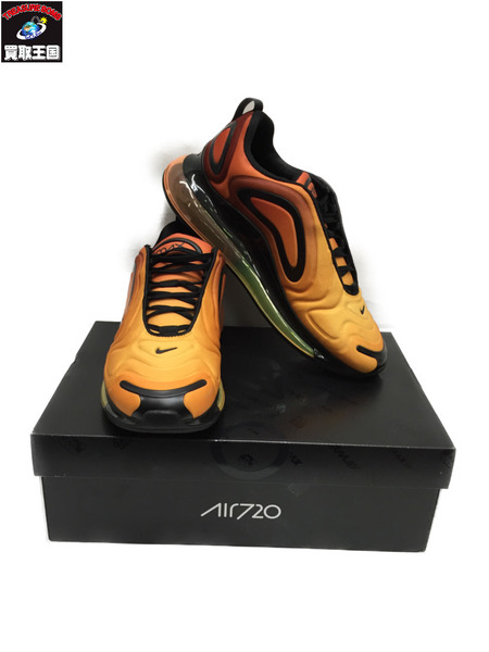 NIKE AIR MAX 720 SUNSET AO2924-800 Size28.0【中古】