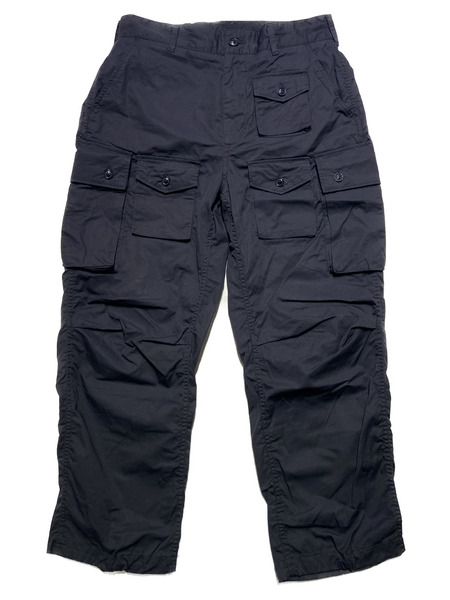 Engineered Garments/20SS/FA PANT/S/BLK【中古】[▼]