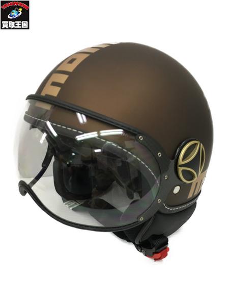 MOMODESIGN ヘルメット イタリア製(S-56) マットブラウン【中古】