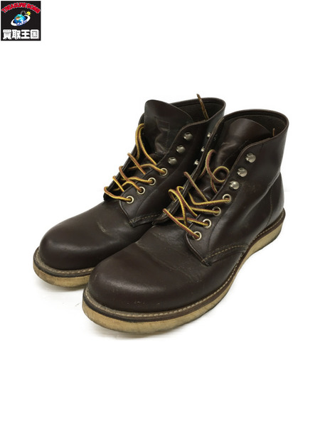 RED WING 8134 CLASSIC WORK BOOTS/6Roundo-toe 8 1/2(26.5cm)【中古】[▼]