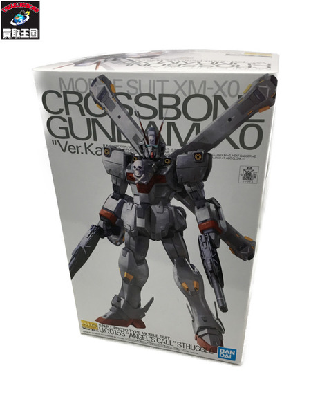 MG 1/100 クロスボーン・ガンダムX0 Ver.Ka【中古】