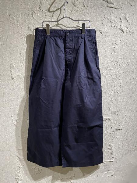 SOFIE D'HOORE/PROVENCE PANTS/38/ネイビー【中古】