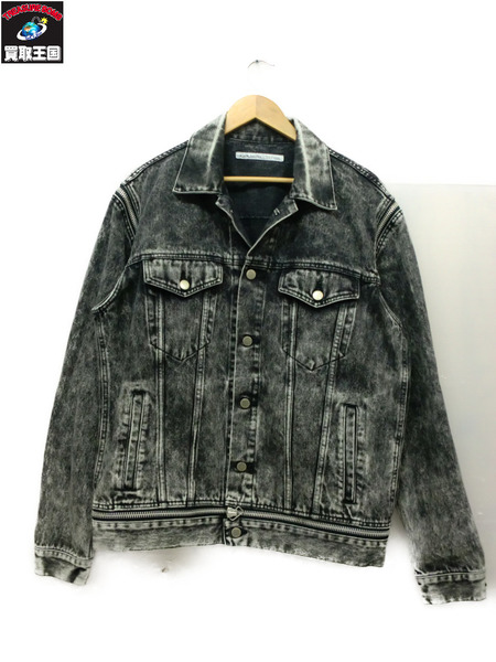 JOHN LAWRENCE SULLIVAN 19SS Zipped Jean Jacket【中古】