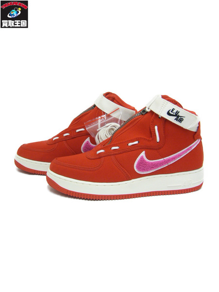 NIKE ナイキ×Emotionally Unavailable AIR FORCE 1 HIGH 26.5cm【中古】[▼]