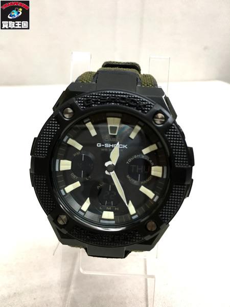 G-SHOCK/Gショック/CASIO/カシオ/GST-S130BC-1A3DR/腕時計/グリーン【中古】
