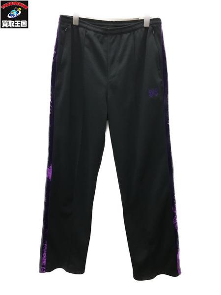 Needles ニードルズ 18AW Side Line Center Seam Pant (S) 黒×紫【中古】