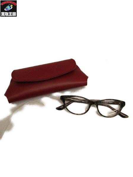 Walden OLIVE 眼鏡サングラス【中古】[▼]