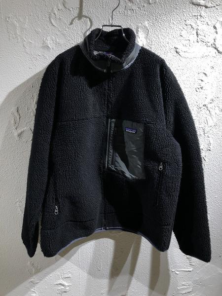 人気定番の patagonia/15aw/Classic Retro-X/L/ブラック【】, セレクトショップ AER (アエル) 39ea2a94