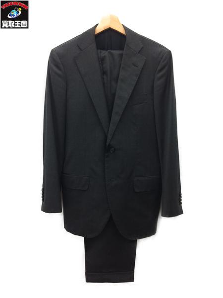トゥモローランド ピルグリム × エルメネジルド ゼニア フォーマルセットアップ (46) 黒【中古】