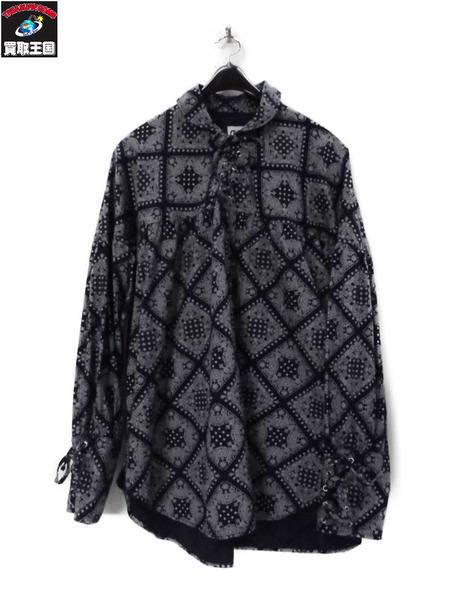 AIE 18SS/String Shirt Bandana Print S【中古】