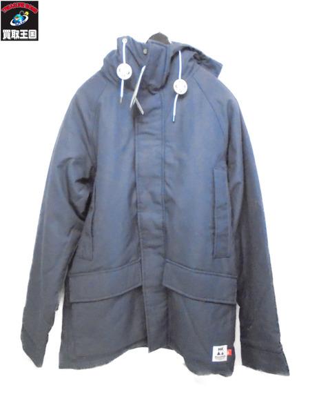 HELLY HANSEN Anti Flame Boa Liner Jacket サイズXL ネイビー【中古】