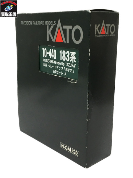 KATO 10-440 183系 あずさ【中古】[▼]