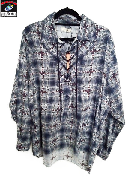 Iroquois 17SS DEAD ROSE OMBRE 1 タグ付【中古】[値下]