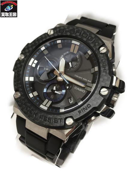 CASIO G-SHOCK GST-B100 G-STEEL カシオ ジーショック Gショック 腕時計 Bluetooth タフソーラー G-スチール【中古】