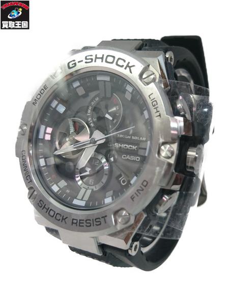 G-SHOCK GST-B100/ショックレジスト/無機ガラス/ネオブライト/デュアルタイム/防水【中古】