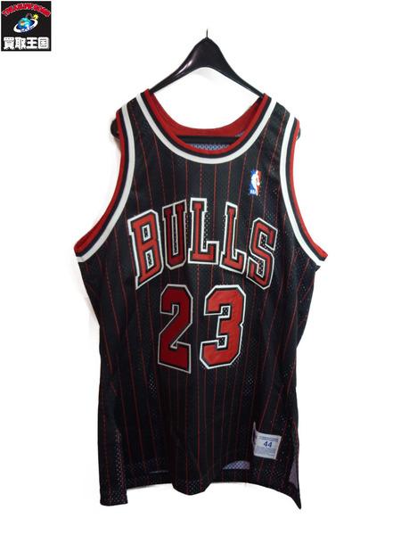 NBA シカゴブルズ チャンピオン製 マイケルジョーダン #23 ビブス SIZE:44【中古】