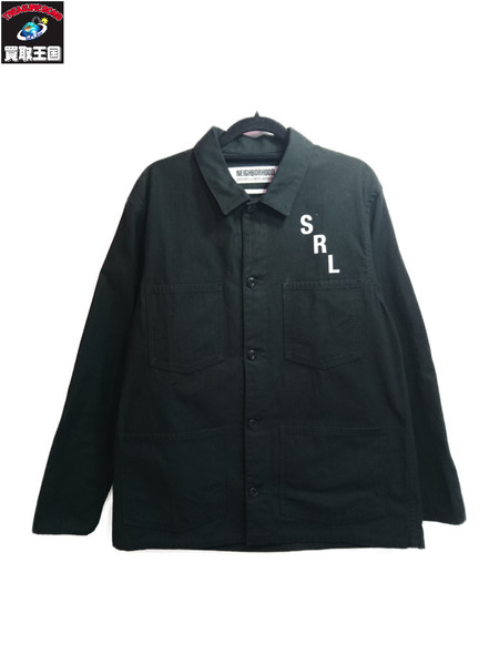 NEIGHBORHOOD SRL . COVERALL/CN-JKT サイズM【中古】