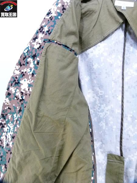BEAUTY YOUTH UNITED ARROWS デジタルカモ テーラードジャケット S ビューティアンドユースFK1TlcJ