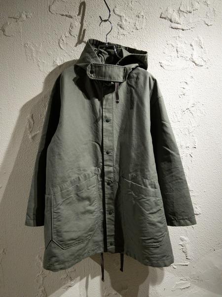 Engineered Garments/Madison Parka/XS/カーキ【中古】