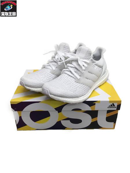 adidas ultra boost 3.0 (27.5cm) Triple White BA8841【中古】