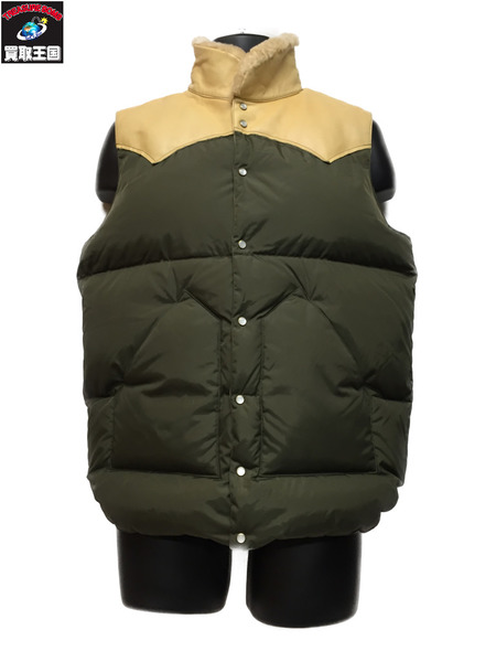 Rocky Mountain FeatherBed ダウンベスト Christy vest (42)【中古】