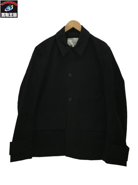 STUDIONICHOLSON WINTERFIELDJAKET  黒 sizeM【中古】