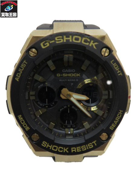 G-SHOCK GST-W100G G-SHOCK【中古】, 自転車屋 黒ヒゲ:be28c182 --- officewill.xsrv.jp