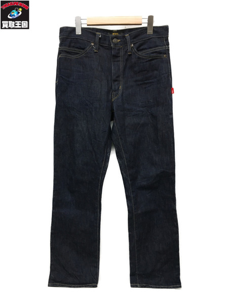 Wtaps 17SS BLUES SKINNY RAW DENIM (32) 171GWDT-PTM07【中古】