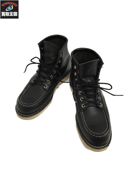 RED WING レッド・ウィング CLASSIC WORK BOOTS モックトゥ【中古】[▼]