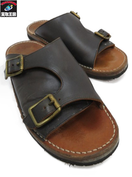 TOKYO SANDALS by ROLLING DUBTRIO レザーサンダル size9【中古】