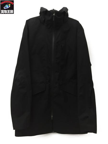 POUTNIK by Tilak Shield Coat GOREーTEX ジャケット BLACK L【中古】