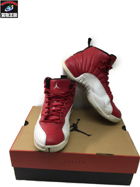 NIKE AIR JORDAN 12 RETRO Size28cm【中古】