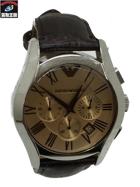 EMPORIO ARMANI AR-1634 AR-1634 クォーツ クロノグラフ クォーツ 腕時計【中古 ARMANI】, かいこの王国:13f868bb --- officewill.xsrv.jp