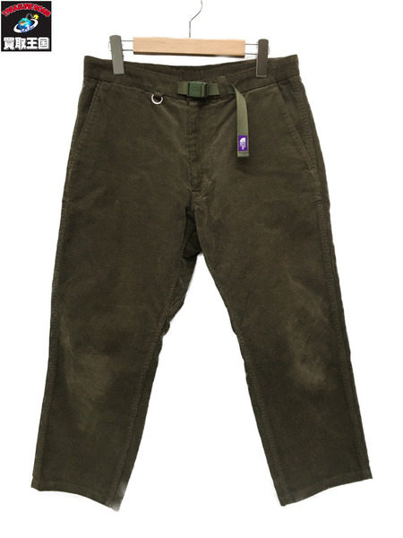 THE NORTH FACE PURPLE LABEL Corduroy Tapered Pants W30【中古】[▼]