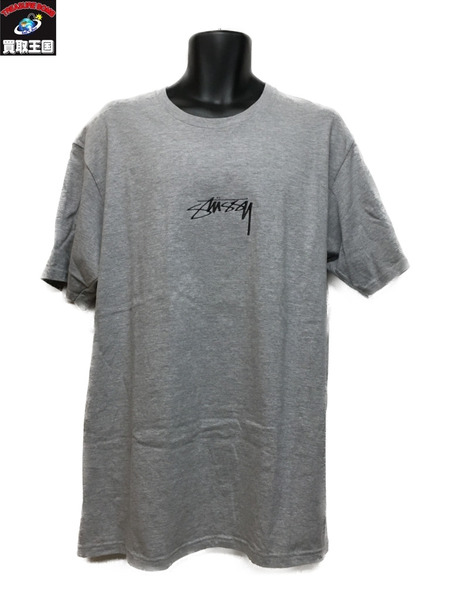 STUSSY ステューシー ロゴTシャツ (L):買取王国 店
