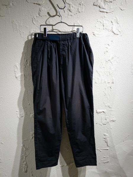 graphpaper/16SS/Original Wide Slacks/-/ネイビー【中古】