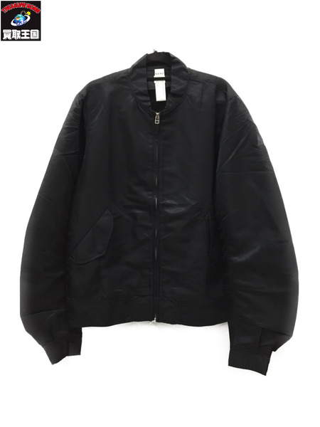 KAIKO FORCELESS JACKET NYLON BLACK 3 KAIKOー20ー003【中古】