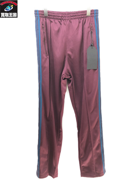Needles 20SS Narrow Track Pant Poly Smooth (S)  ニードルズ【中古】