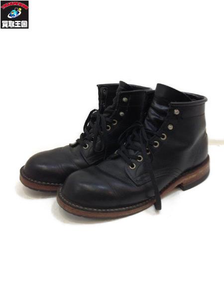 HATHORN Traveler Boots (8E) BLK ハソーン トラベラーブーツ【中古】[▼]