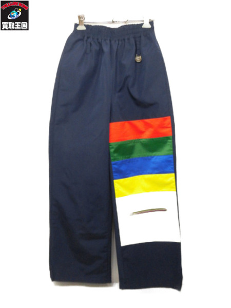 XANDER ZHOU 19AW Color Blocking Trousers/カラーブロッキングトラウザー【中古】[▼]