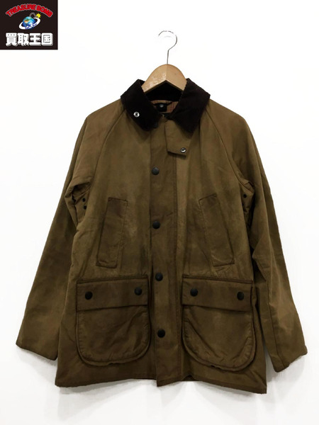 Barbour Bedale Jacket(36)カーキ【中古】