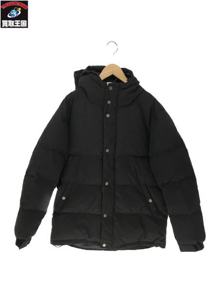 RVCA パフジャケット 中綿 黒(M)【中古】