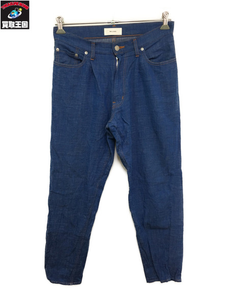 WELLDER/19SS/One-Tack & Five-Pockets Tapered Trousers/3【中古】