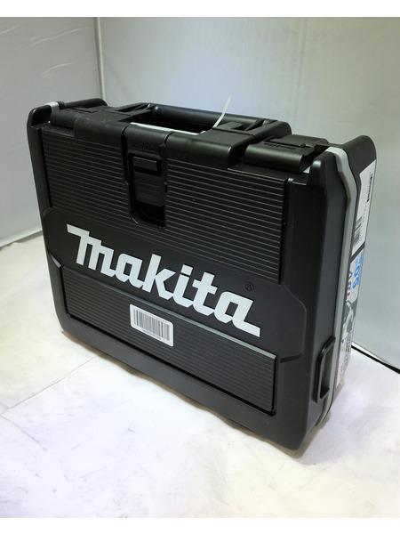 makita 18V充電式インパクトドライバ TD171DRGXB未使用【中古】