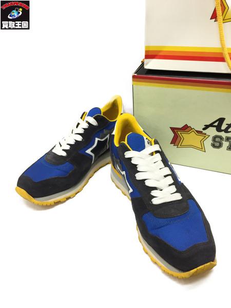 Atlantic STARS アトランティックスターズ スニーカー 40【中古】